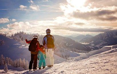 Skijaški odmor u središnjoj Švedskoj